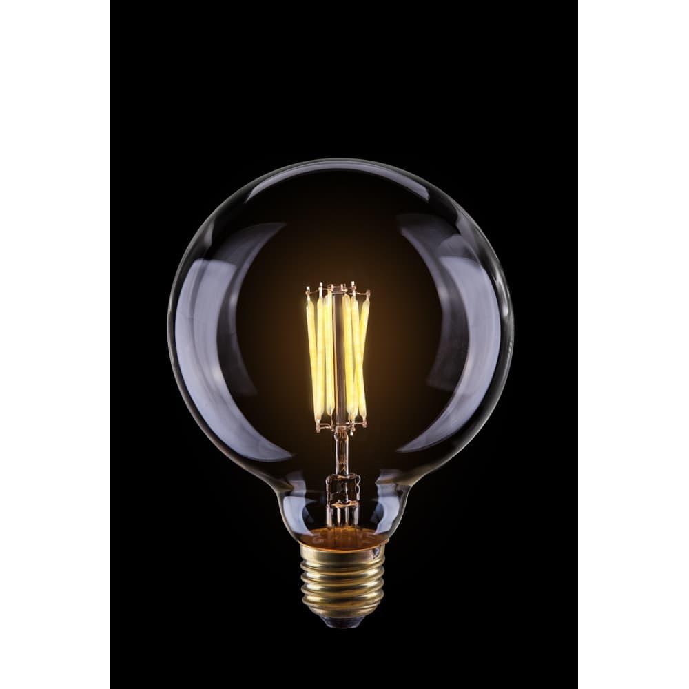 Шар  светодиодный лофт CLEAR  G125  8W  Е27  2800К   VG10-G125Cwarm8W