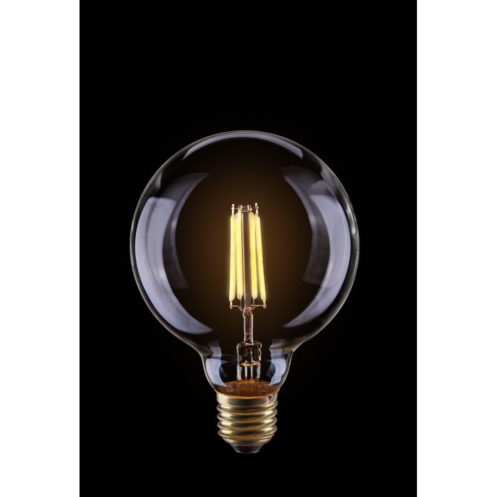 Шар  светодиодный лофт CLEAR  G95  4W  Е27  2800К   VG10-G95Cwarm4W