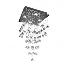 Люстра Водопад 1-9807-4-CR GU10
