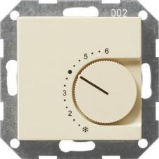 Термостат Gira System 55 помещения кремовый глянцевый 039601