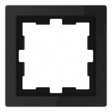 Рамка 1-постовая Schneider Electric Merten D-Life MTN4010-6503