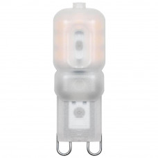 Лампа светодиодная Feron G9 5W 2700K Прямосторонняя Матовая LB-430 25636