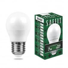 Лампа светодиодная Feron E27 7W 2700K матовая SBG4507 55036