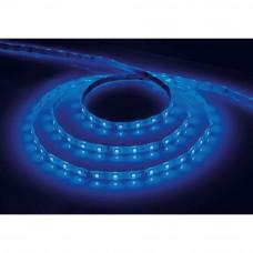 Светодиодная влагозащищенная лента Feron 4,8W/m 60LED/m 2835SMD синий 5M LS604 27677