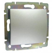 Заглушка Legrand Valena алюминий 770146