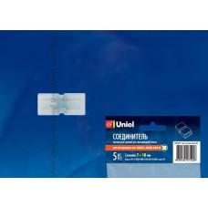 Клемма (10824) Uniel UTC-K-12/A67-NNN Clear 005 Polybag