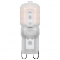 Лампа светодиодная Feron G9 5W 4000K Прямосторонняя Матовая LB-430 25637