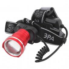 Налобный светодиодный фонарь ЭРА аккумуляторный GA-806 Б0039626