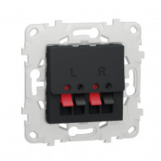 Аудиорозетка Schneider Electric Unica New NU548654