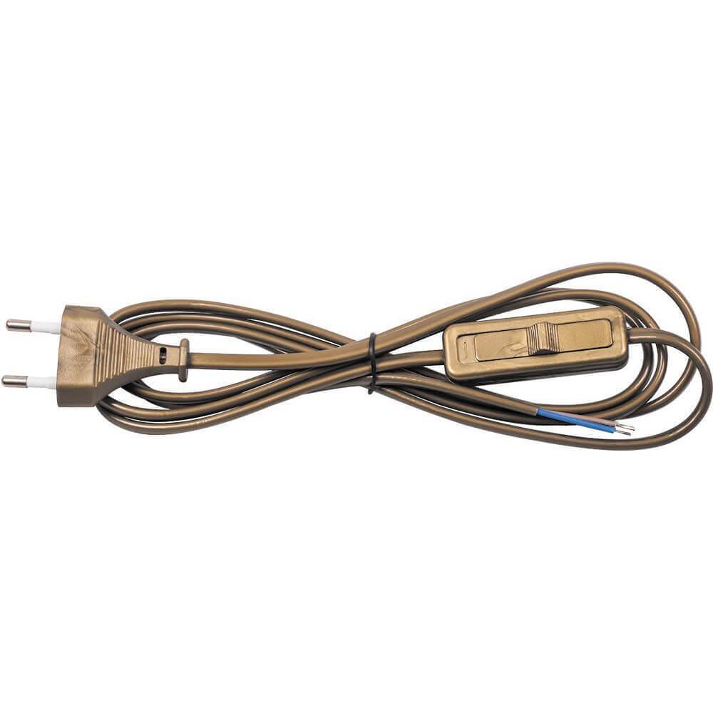Сетевой провод с выключателем KF-HK-1 23051