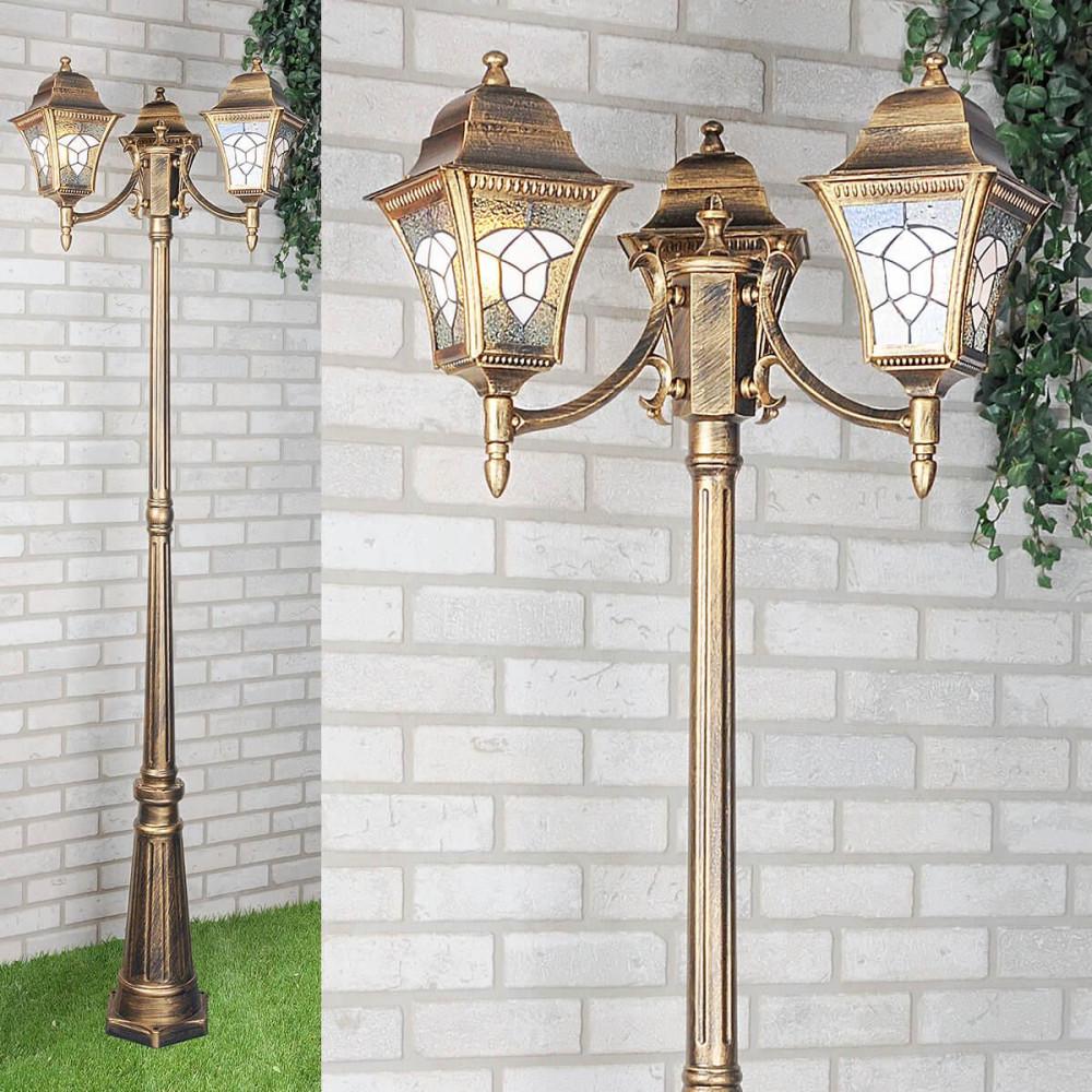 Садово-парковый светильник Elektrostandard Altair 4690389012204