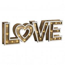 Настольная лампа Globo Love 29976