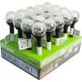 Садовый светильник на солнечной батарее Feron PL310 столбик 1LED RGB