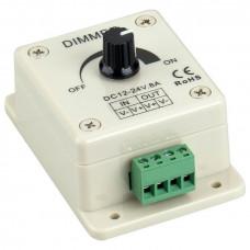 Диммер Arlight LN-X-1C LN-X-1CH (12/24V, 96/192W)