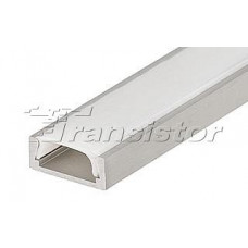 Профиль накладной [2 м] Arlight MIC-2000 ANOD 012089