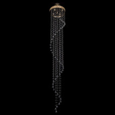 Люстра на штанге Bohemia Ivele Crystal 8313 8313/40-250/G/Balls