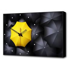 Настенные часы (60х37 см) Зонты BL-2300 Brilliant