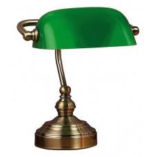 Настольная лампа офисная Bankers 221722 markslojd
