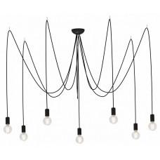 Подвесной светильник Nowodvorski Spider Black 6785