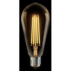 Лампа светодиодная Voltega Loft Led E27 6Вт 2800K 5526