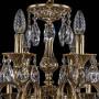 Подвесная люстра Bohemia Ivele Crystal 1703 1703/16/360/A/GB
