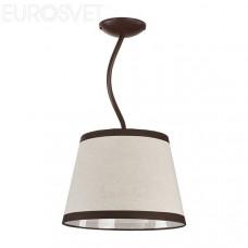 Светильник потолочный Sigma 19003 Laki 1 бронза