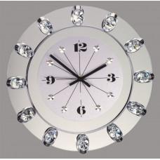 Часы настенные хрустальные Preciosa 99 008 52 25 7016 000 06 70 01 35