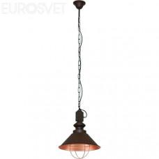 Светильник потолочный Nowodvorski 5057 LOFTchocolate I