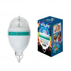 Светильник-прожектор светодиодный ULI-Q303 2,5W/RGB WHITE