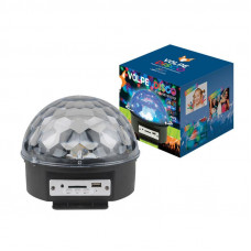 Светильник-прожектор светодиодный ULI-Q330 8W/RGB BLACK
