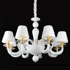Светильник дизайнерский Crystal Lamp D1489-8WH