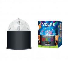Светильник-прожектор светодиодный ULI-Q302 03W/RGB BLACK